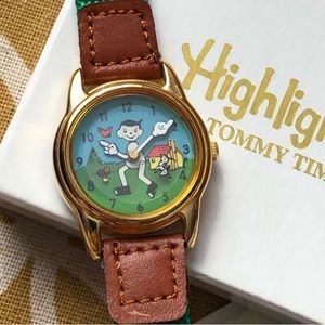 Tommy Timbertoes Watch